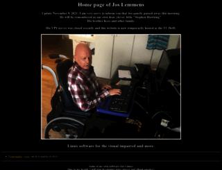 jlemmens.nl screenshot