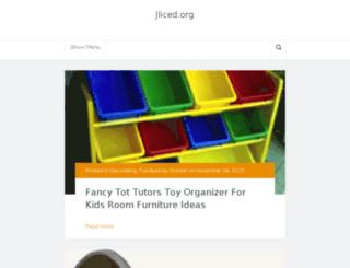 jliced.org screenshot