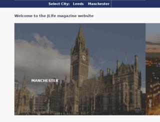 jlifeleeds.com screenshot