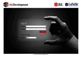 jll.csod.com screenshot