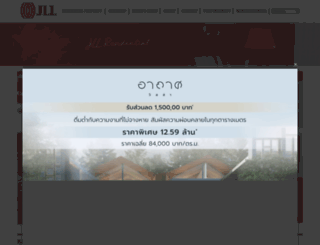 jllresidential.com screenshot