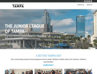 jltampa.org screenshot