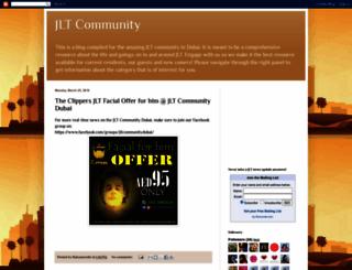 jltcommunity.blogspot.com screenshot