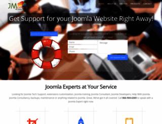jm-experts.com screenshot