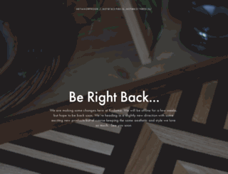 jmaclement.squarespace.com screenshot