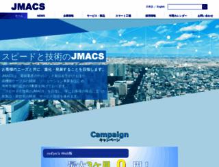 jmacs-j.co.jp screenshot