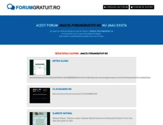 jmacss.forumgratuit.ro screenshot