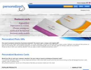 jmbonneimpression.com screenshot