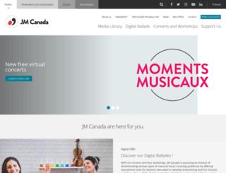 jmcanada.ca screenshot