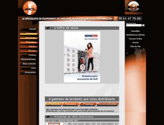 jmcldistribution.com screenshot