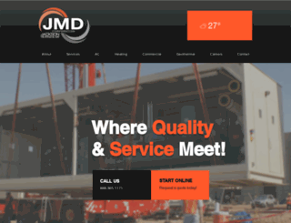 jmdcorp.net screenshot