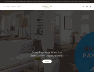 jmdecorandmore.net screenshot