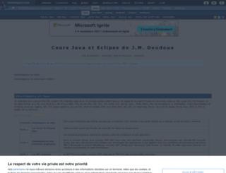 jmdoudoux.developpez.com screenshot