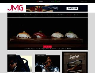 jmgmags.com screenshot