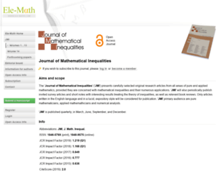 jmi.ele-math.com screenshot