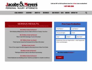 jmlawyer.com screenshot