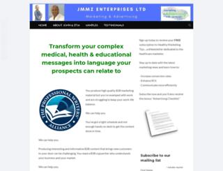 jmmzenterprisesltd.com screenshot