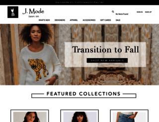 jmodefashions.com screenshot