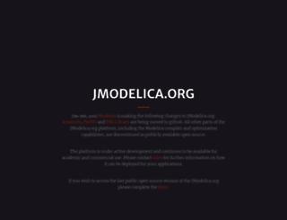 jmodelica.org screenshot