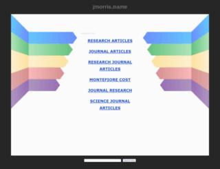 jmorris.name screenshot