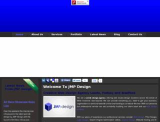 jmp-design.co.uk screenshot