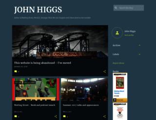 jmrhiggs.blogspot.co.uk screenshot