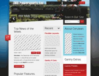 jmrpowersports.com screenshot