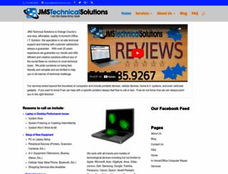 jmstechnicalsolutions.com screenshot