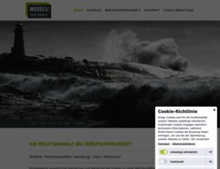 jmwessels.de screenshot