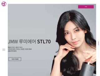 jmwkorea.com screenshot