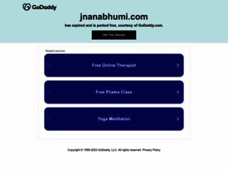 jnanabhumi.com screenshot
