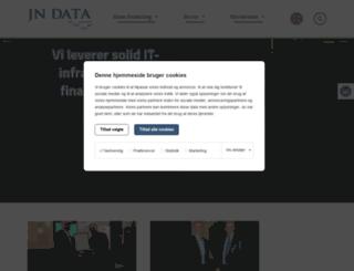 jndata.dk screenshot