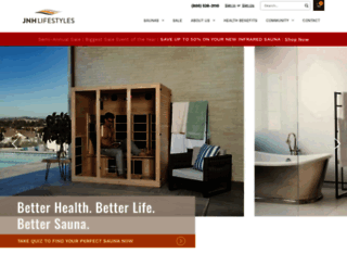 jnhlifestyles.com screenshot