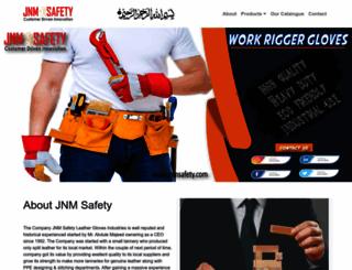 jnmsafety.com screenshot