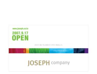 jo-seph.com screenshot