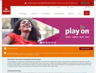 jo.abrsm.org screenshot