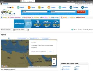 jo.wowcity.com screenshot