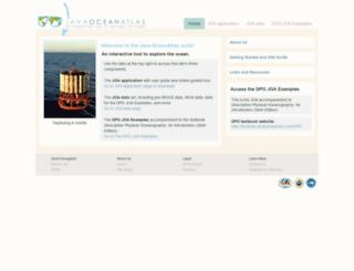 joa.ucsd.edu screenshot