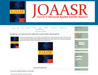 joaasr.com screenshot