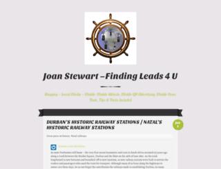 joan1911.wordpress.com screenshot