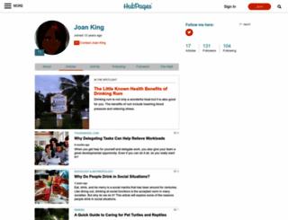 joanking.hubpages.com screenshot