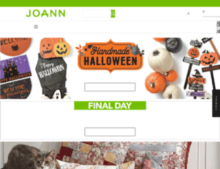joann-mail.com screenshot
