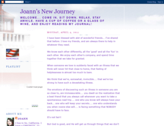 joannsnewjournal.blogspot.com screenshot