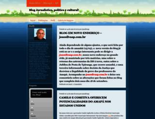 joaosilvaap.wordpress.com screenshot