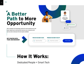 job.com screenshot