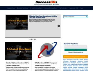jobalerts.successcds.net screenshot