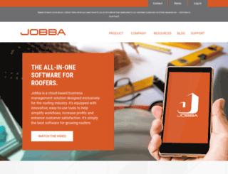 jobba.com screenshot