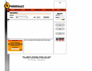 jobbernaut.com screenshot