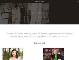 jobboard.women2.com screenshot