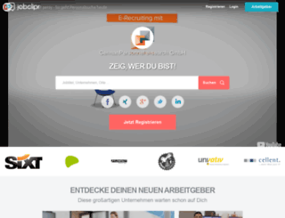 jobclipr.com screenshot